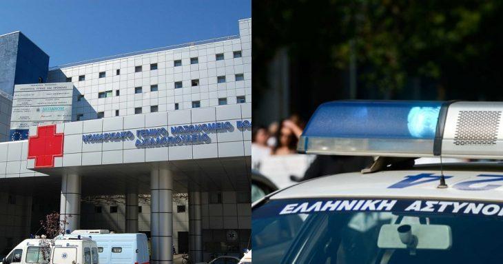 Βόλος αυτοκτονία: Γιατρός έπεσε στο κενό από τον πέμπτο όροφο