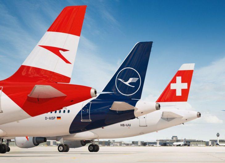 Lufthansa Group: Δωρεάν επανακράτηση σε όλες τις πτήσεις ως 28/2/2021