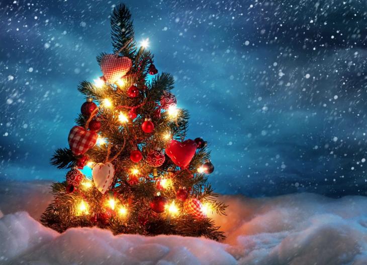 Καιρός Χριστούγεννα: Δείτε αναλυτικά την πρόβλεψη για 25/12 και 1/1