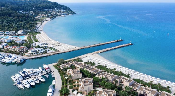 Sani Resort Χαλκιδική: Βραβεύτηκε στα World Travel Awards - Δείτε γιατί