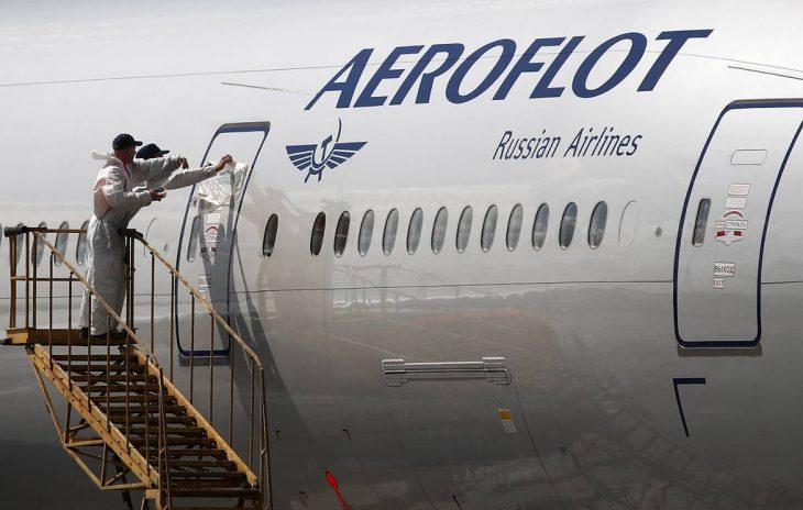 Aeroflot 2020: Μειώθηκε κατά 60,7% η επιβατική κίνηση το 2020