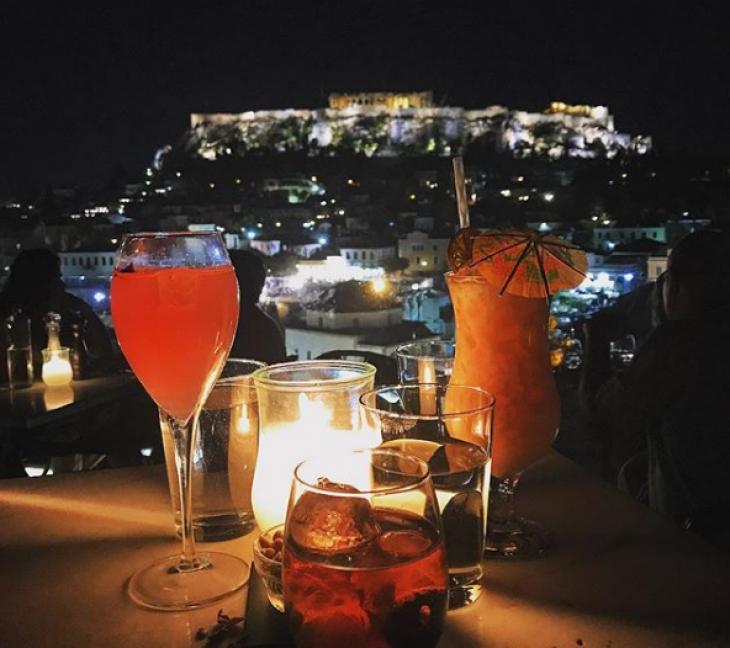 Μπαρ στην Ελλάδα: Αυτά είναι τα καλύτερα μπαρ της χώρας