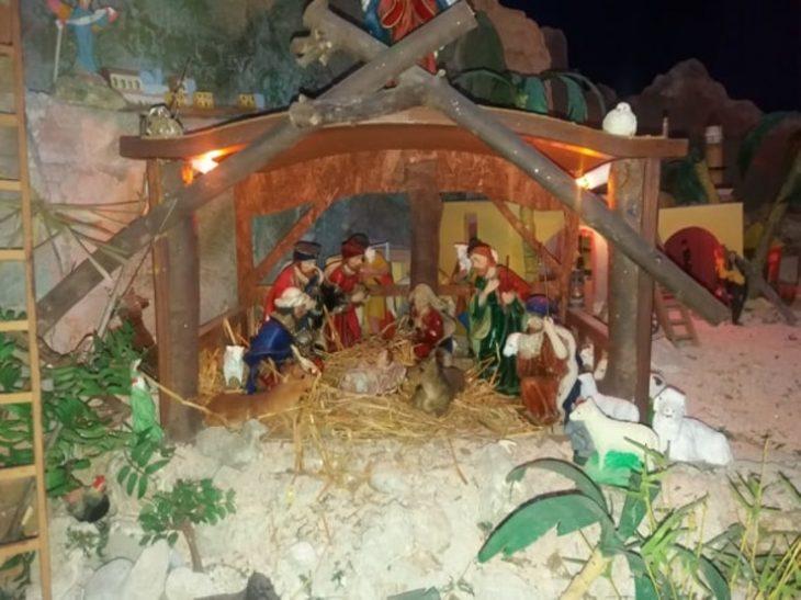 Ρόδος Χριστούγεννα: Η μεγαλύτερη και παλαιότερη φάτνη είναι στο νησί