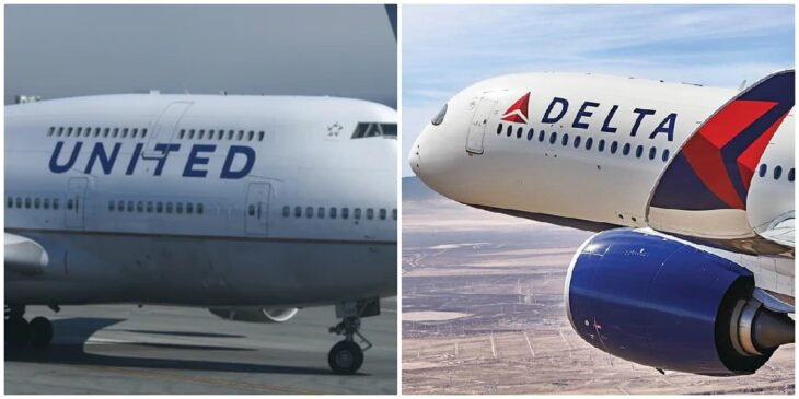 Delta και United: Οι αεροπορικές καταργούν τα τέλη αλλαγής στα ταξίδια