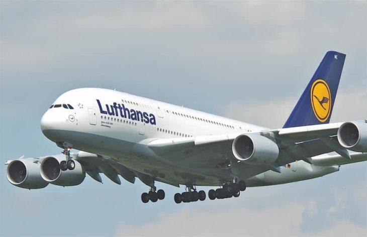 Lufthansa κρατήσεις: Αύξηση στις κρατήσεις ενόψει Χριστουγέννων