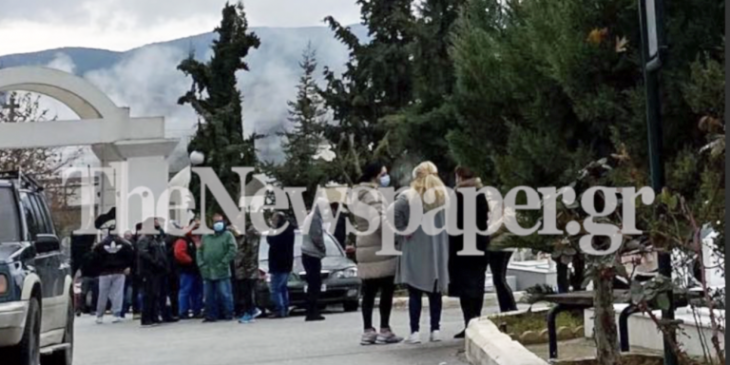Βόλος κηδεία: Δεκάδες Ρομά σε κηδεία 45χρονου-Πέθανε από κορονοϊό