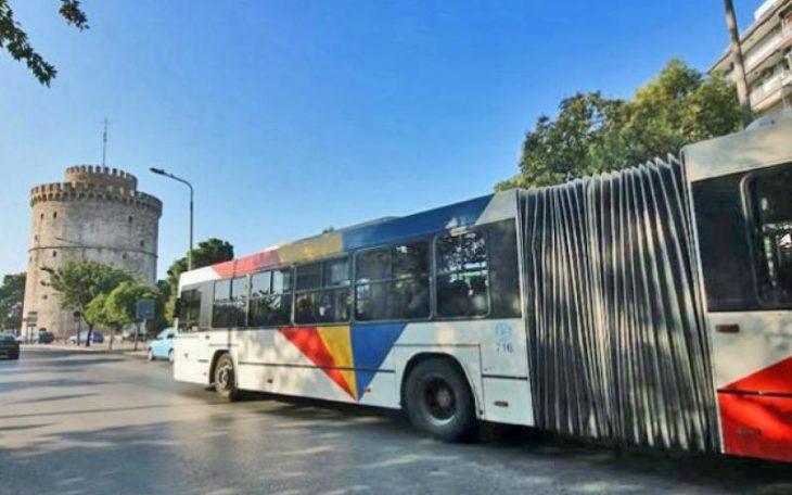 Θεσσαλονίκη ΟΑΣΘ: Ενισχύεται με 88 λεωφορεία μέχρι τέλος Ιανουαρίου