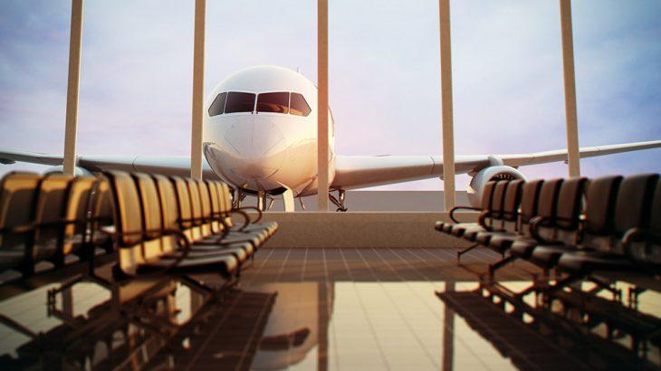 Διεθνής κίνηση επιβατών: Μειωμένη κατά 60% το 2020 λόγω κορονοϊού
