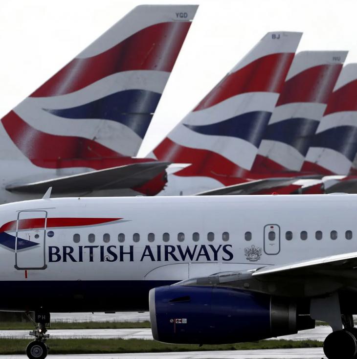 British Airways: Προφορές σε εισιτήρια για Αθήνα όλο το 2021