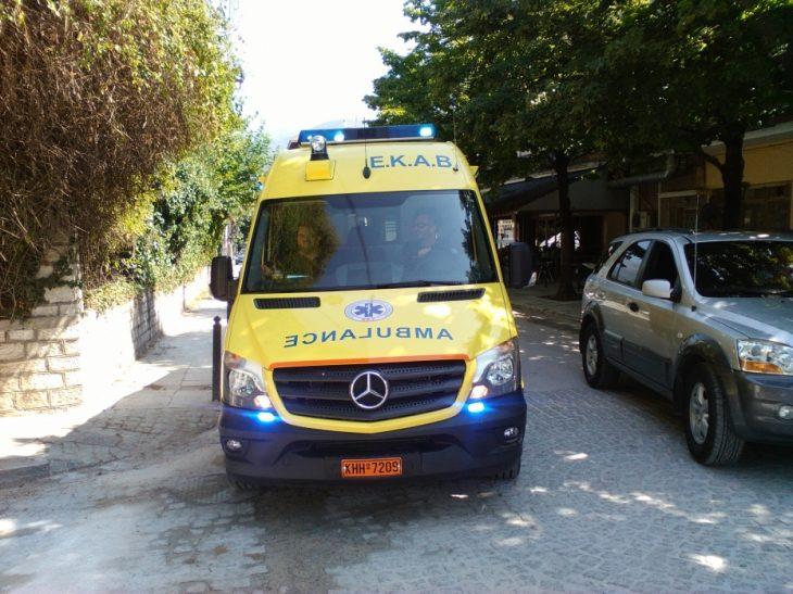 Θεσσαλονίκη σοκ: Γυναίκα έπεσε από τον τρίτο όροφο πολυκατοικίας