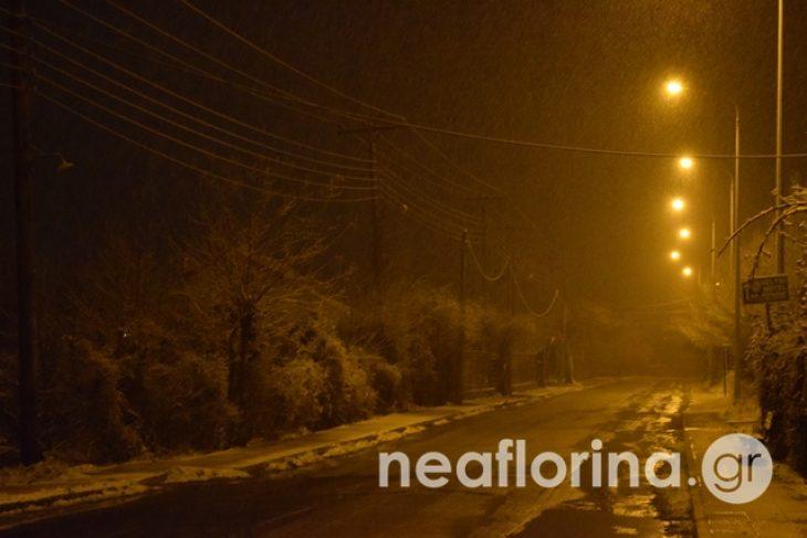 Χιόνια στην Ελλάδα: Δείτε σε ποιες περιοχές έπεσαν τα πρώτα χιόνια