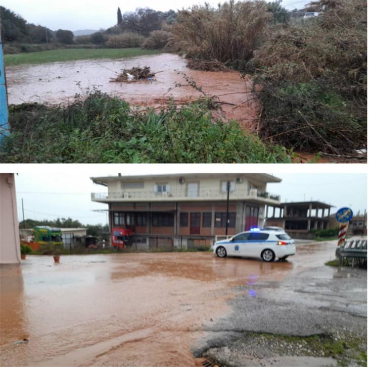 Αγρίνιο κακοκαιρία: Αίτημα του Δημάρχου για κατάσταση έκτακτης ανάγκης