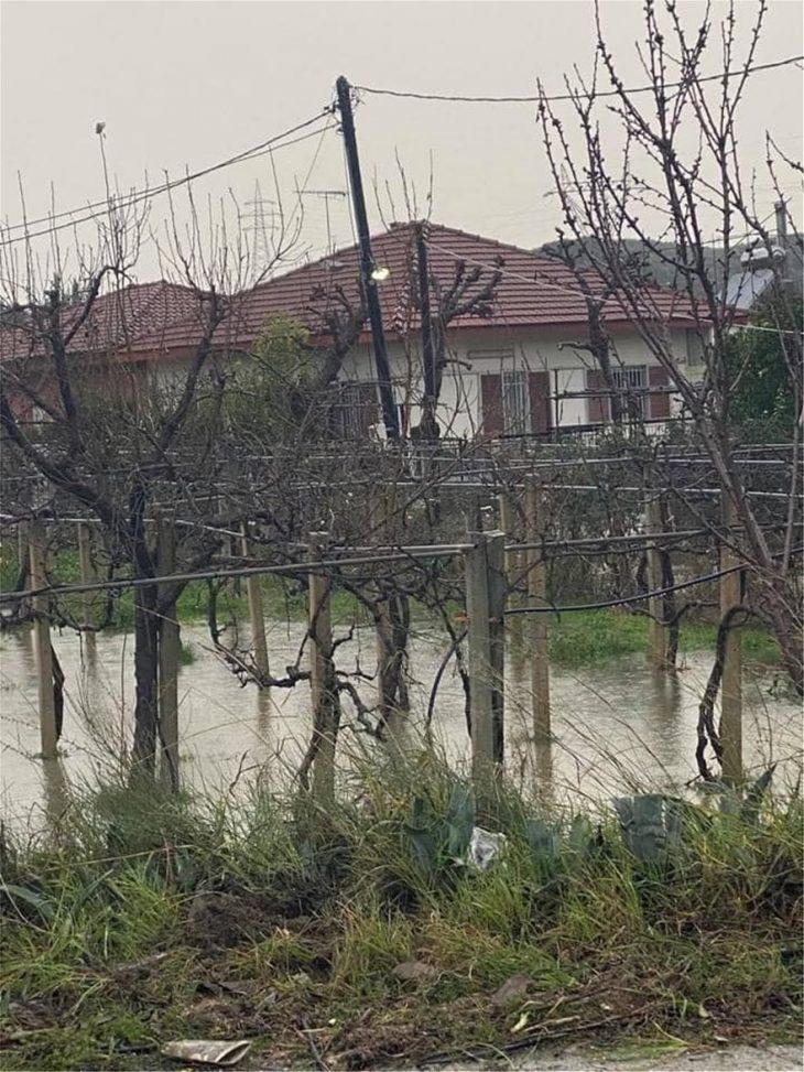 Κακοκαιρία στη χώρα: Εκτεταμένες καταστροφές σε Ήπειρο και Θεσσαλία