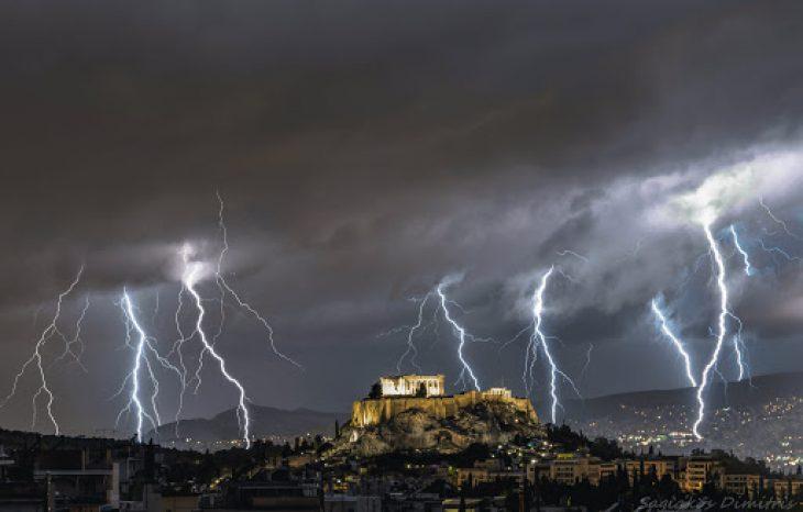 Πρόγνωση καιρού 31/1: Σε ποιες περιοχές έρχονται καταιγίδες με χαλάζι