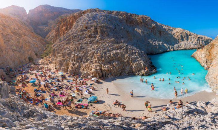 Βρετανοί: Κορυφαίος προορισμός για διακοπές το 2021 η Κρήτη
