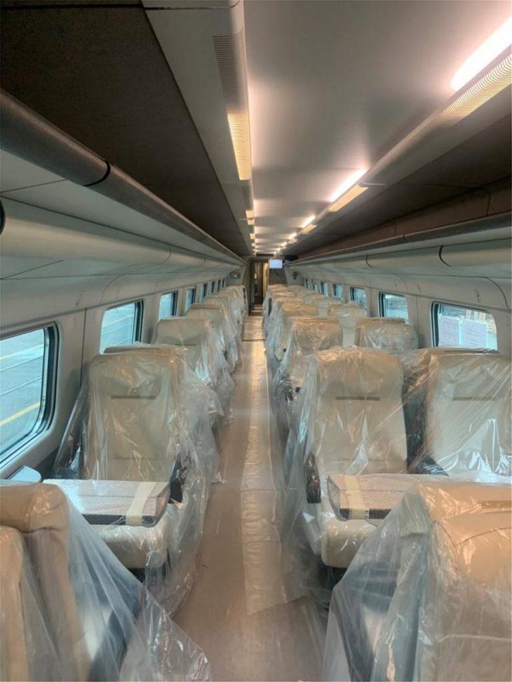 ΤΡΑΙΝΟΣΕ «Λευκό Βέλος»: Έφτασε στη Θεσσαλονίκη το τρένο νέας γενιάς
