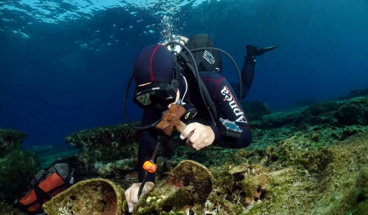 Κάσος: Ανακαλύφθηκαν αρχαία ναυάγια στο θαλάσσιο χώρο του νησιού