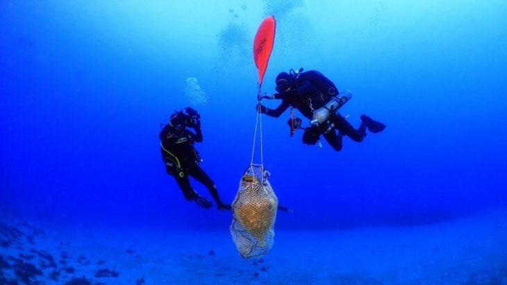 Κάσος: Εντοπίστηκαν αρχαία ναυάγια στο θαλάσσιο χώρο του νησιού