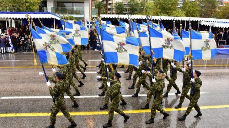 Παρέλαση 25η Μαρτίου: Η στρατιωτική παρέλαση θα γίνει στο Σύνταγμα
