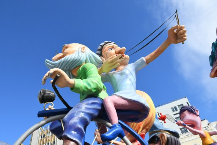 Πατρινό Καρναβάλι: Διαδικτυακά η έναρξη το Σάββατο 23/1 στις 21:00