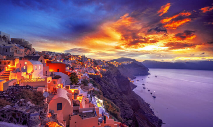 Βρετανικό Mirror: Τα ελληνικά νησιά στους 12 καλύτερους προορισμούς