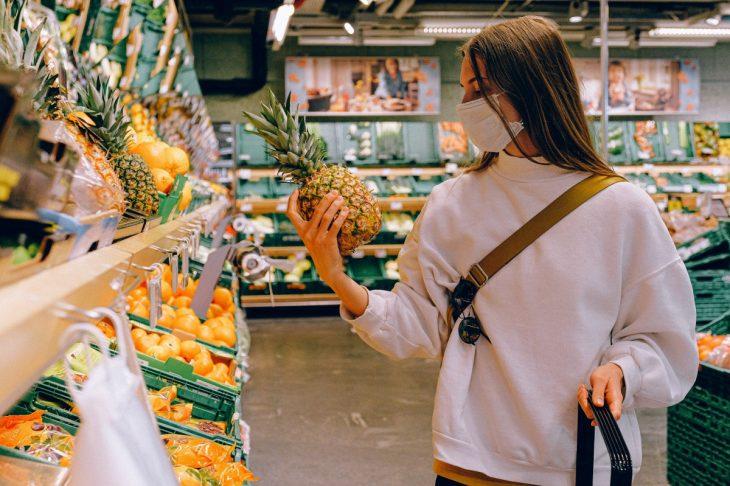 Πωλήσεις σουπερμάρκετ: Οι πωλήσεις αυξήθηκαν κατά 9,7% το 2020