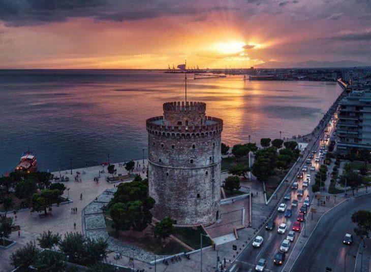 Λύματα Θεσσαλονίκης: Σε σταθερά επίπεδα το ιικό φορτίο στην πόλη
