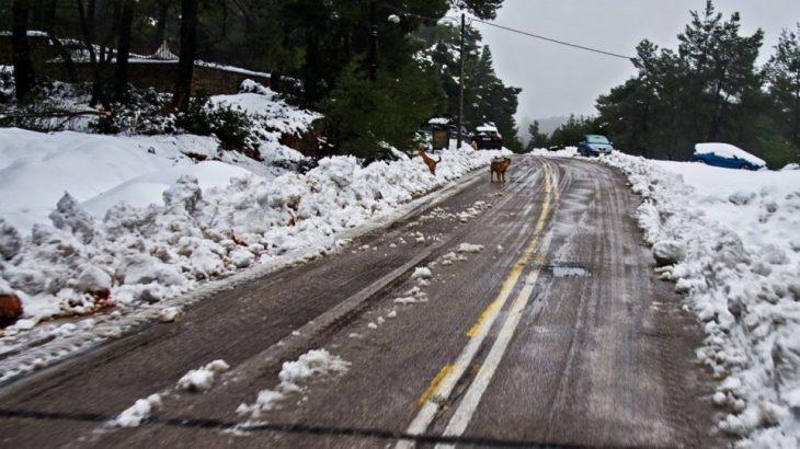 Κακοκαιρία στη χώρα: Πού θα χιονίσει τις επόμενες ώρες