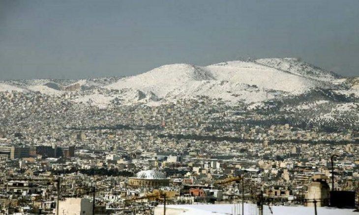Κακοκαιρία Λέανδρος: Σε εξέλιξη το τρίτο κύμα κακοκαιρίας - Που χιονίζει