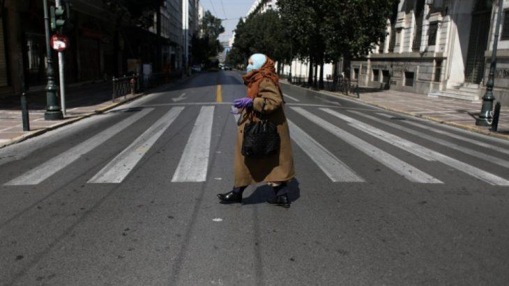 Σαββατοκύριακα απαγόρευση κυκλοφορίας: Κλείδωσε μετά τις 18:00