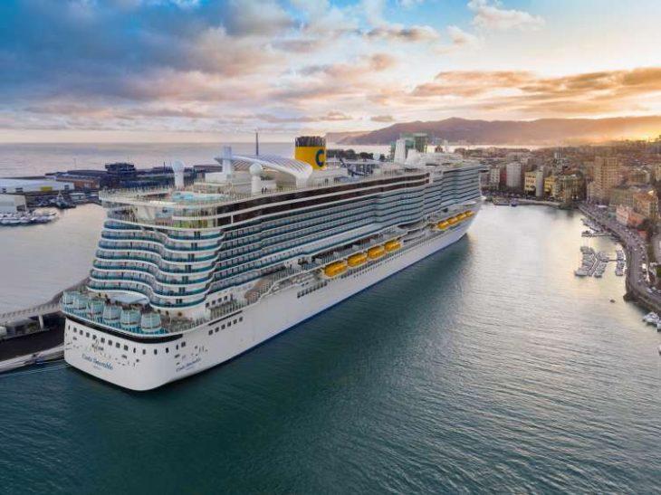 Costa Cruises: Ξεκινούν οι κρουαζιέρες στην Ελλάδα από το Μάϊο