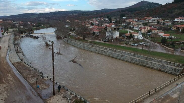 Δήμος Φερών: Σε συναγερμό με την άνοδο στάθμης των υδάτων