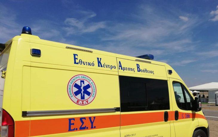 Μεταξουργείο: 15χρονο αγόρι έπεσε στο κενό από πολυκατοικία