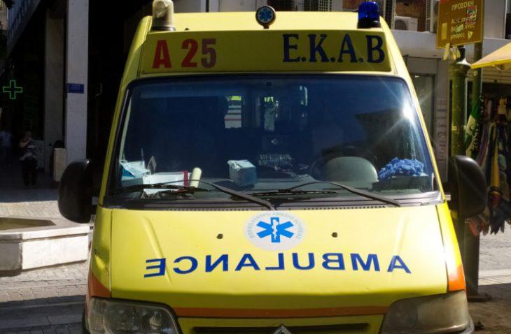 Αγρίνιο τραγωδία: Νεκρός 75χρονος που παρασύρθηκε από φρέζα