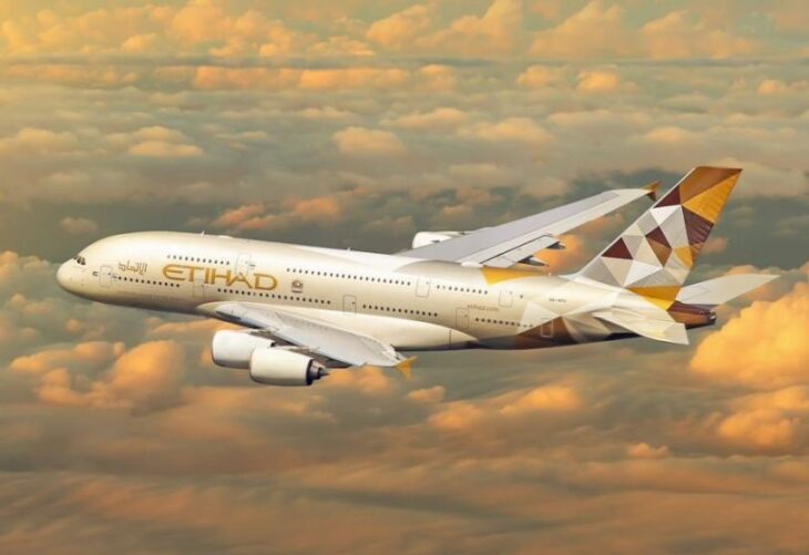 Etihad Airways: Έχει εμβολιάσει το 100% του προσωπικού της