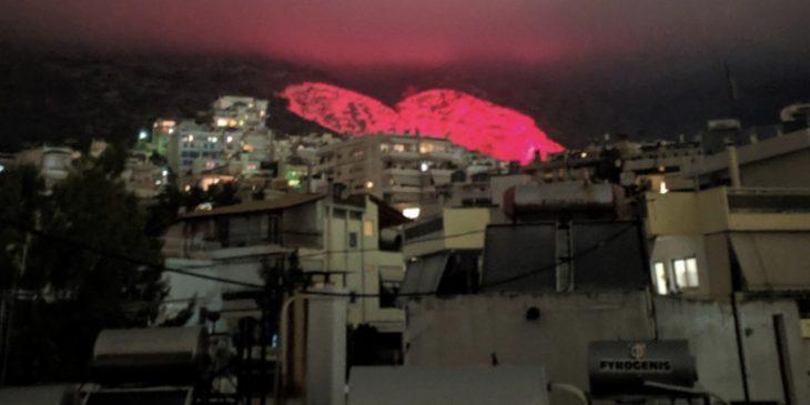 Χαϊδάρι: Την Κυριακή 14/2 θα φωτιστεί η μεγαλύτερη καρδιά στην Ευρώπη
