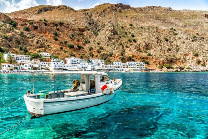 Προορισμοί στην Ελλάδα: Η Κρήτη στους δημοφιλέστερους προορισμούς για τους Βρετανούς