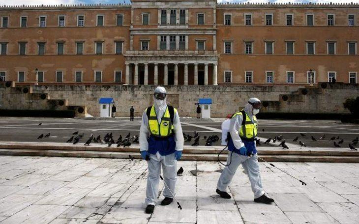 Παγώνη κορονοϊός: Δεδομένη η παράταση του lockdown ως 15 Μαρτίου