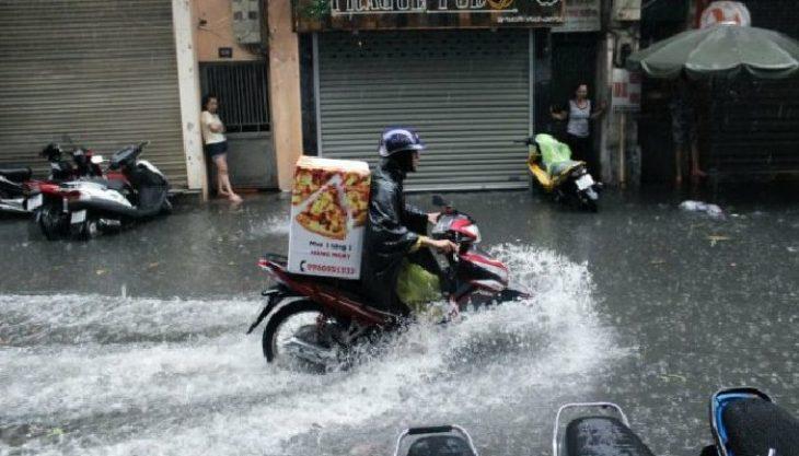 Θεσσαλονίκη delivery: Ζητούν να μην λειτουργήσει λόγω κακοκαιρίας