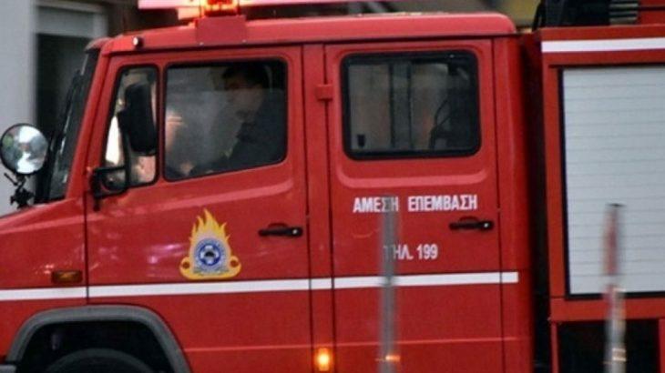 Θεσσαλονίκη σοκ: 43χρονος έβαλε φωτιά στην αποθήκη του αδερφού του