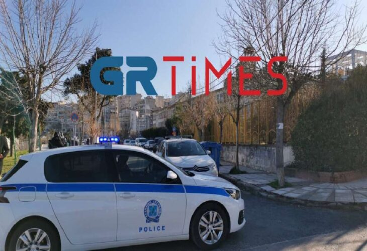 Θεσσαλονίκη συναγερμός: Τηλεφώνημα για βόμβα σε δύο Γυμνάσια