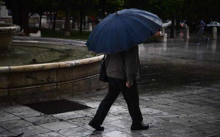 Πρόγνωση καιρού 2/2: Δείτε τον καιρό σήμερα στη χώρα