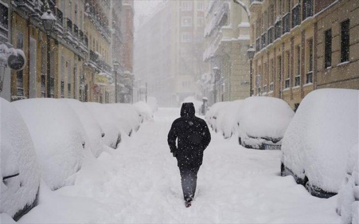 Κακοκαιρία «Μήδεια»: Δείτε που θα χιονίσει στην Αττική