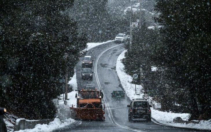 Χιόνια στην Αθήνα: Σε ποιες περιοχές της Αθήνας θα χιονίσει