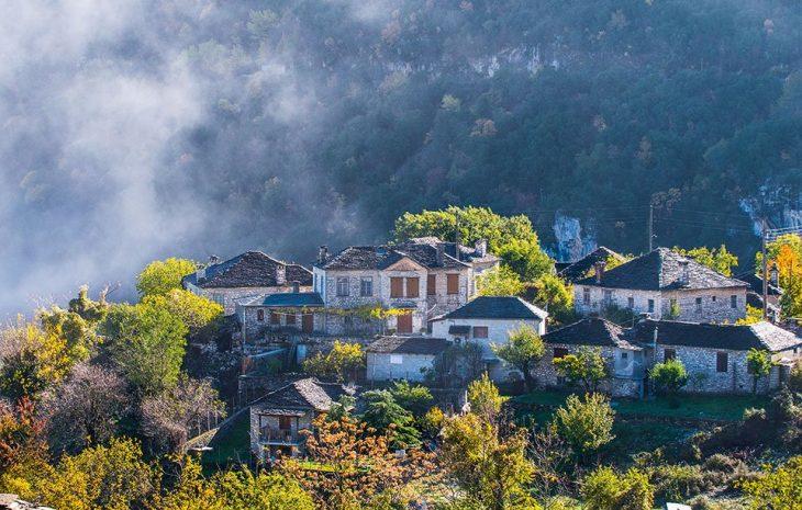 Ζαγοροχώρια: Αυτός είναι ο ονειρικός προορισμός της Ηπείρου