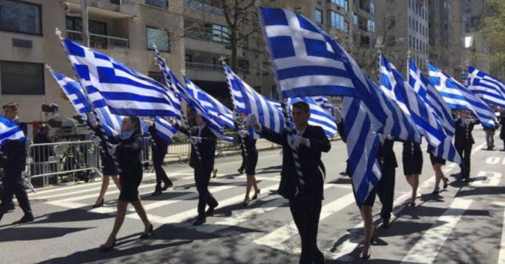 Καιρός 25η Μαρτίου: Αναλυτικά ο καιρός ανήμερα της Εθνικής Εορτής