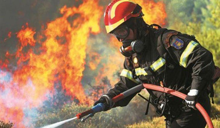 Καβάλα τραγωδία: Βρέθηκε απανθρακωμένη σορός μετά από φωτιά