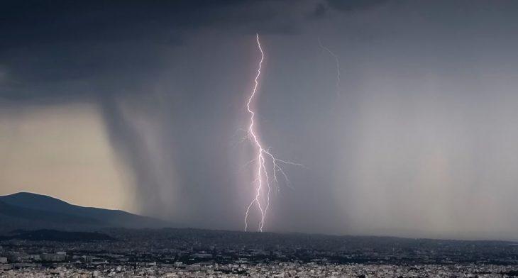 Επιδείνωση του καιρού: Ο καιρός επιδεινώνεται από αύριο Τετάρτη 31/3