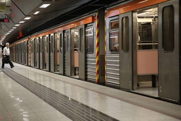 Μετρό σήμερα: Κλειστός από τις 16:30 ο σταθμός «Σύνταγμα»