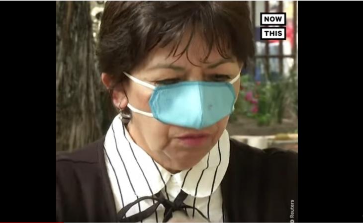 Μίνι μάσκα μύτης: Νέα μάσκα προστασίας από Μεξικανούς ερευνητές